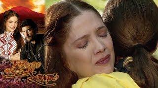 Fuego en la sangre - Capítulo 147: Sofía descubre que Eva es su verdadera madre | Tlnovelas
