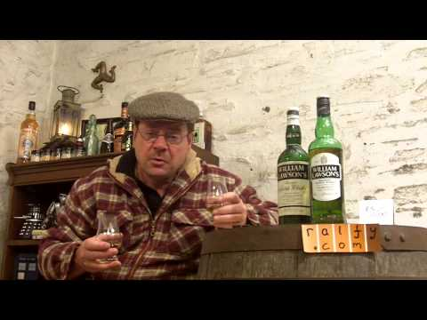 whisky review 378 - William Lawson's scotch whisky