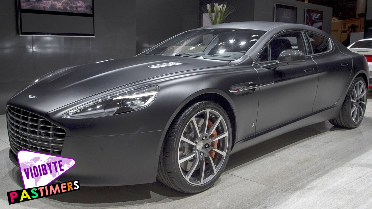 Aston Martin Rapide Launched In India Price And Specs - Price of an aston martin
