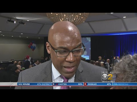 Kwame Raoul Defeats Erika Harold For Illinois Attorney General