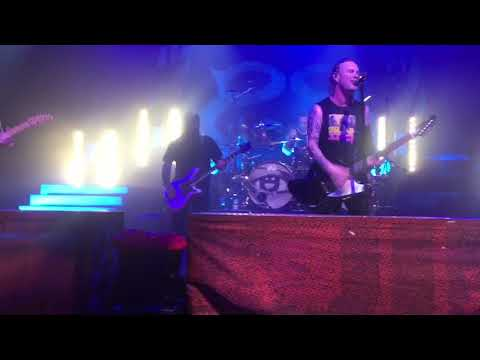 Stone Sour, Through Glass (live 2017 Sioux Falls, SD)