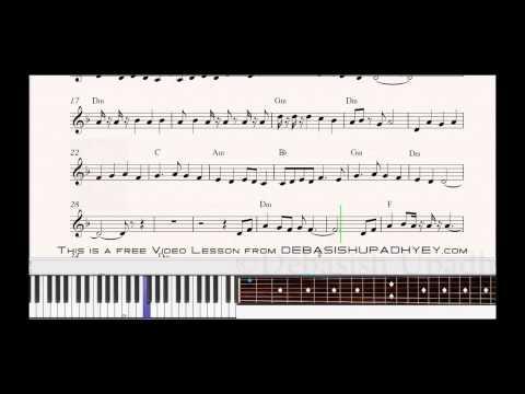 Teri Meri Free Sheet Music - Full