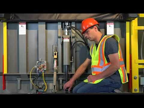 Systems, LLC Dock Equipment - VS Cylinder Purging