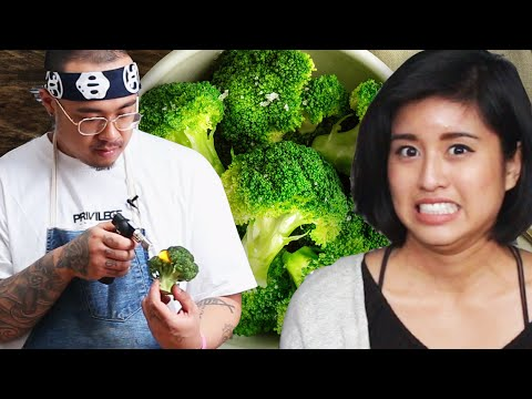 Thumbnail: Can Chefs Make Broccoli-Haters Change Their Mind?