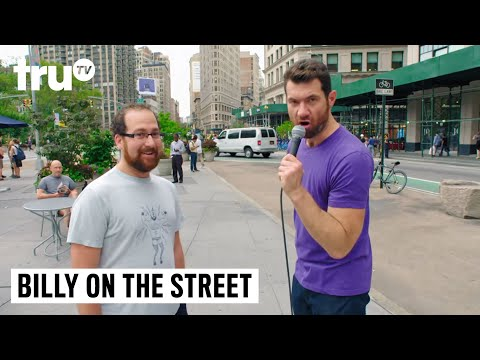 Billy On The Street - Immigrant Or Real American?