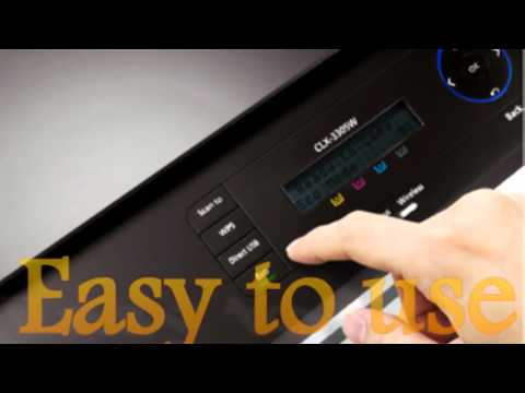 Samsung clx-3305 Colour Laser Multifunction Printer Review