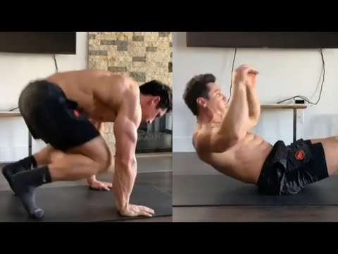 Download At-Home Athlete 30 Minitue  Bodyweight HIIT । Stay fit Lifetime ।