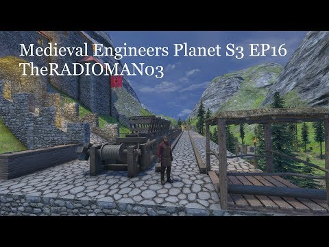 """Medieval Engineers Planet S3 EP16 """"She's Alive"""""""