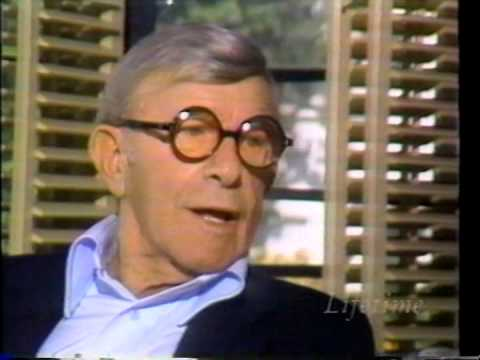 George Burns Barbara Walters Interview pt 2