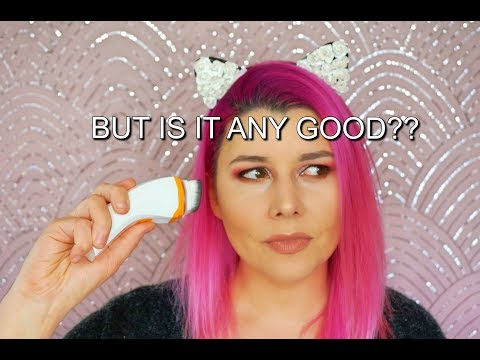 HIT or Miss?? I Tried A New Ultra Sonic Makeup Brush