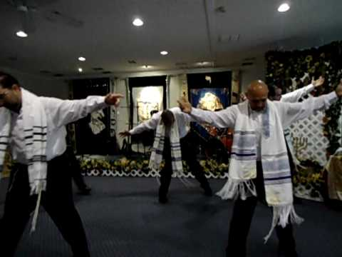 MEN OF BEIT YISRAEL (DANCE)