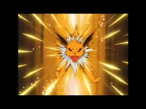 Pokemon  Las evoluciones de eevee  YouTube