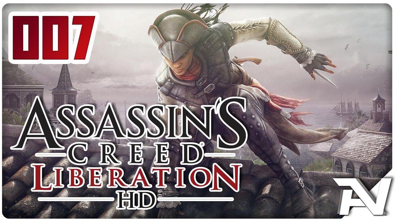 Assassins Creed Liberation Bürger E