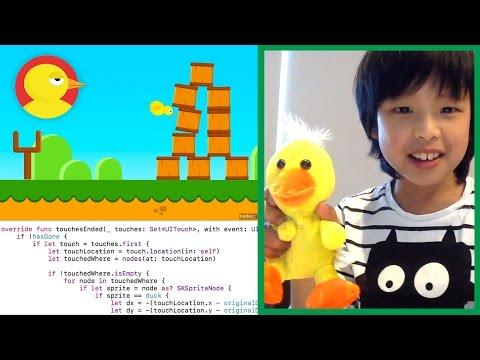 Beginner Swift And SpriteKit: Make An Angry Birds App