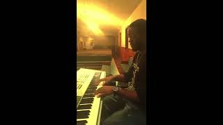 "Tye Tribbett ""Better""#Piano #COVER by Ralph Jr. #2015"