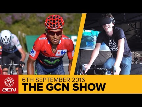 Virtual Reality Cycling And The Best Race Of The Year – The GCN Show Ep. 191
