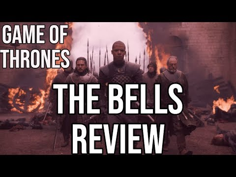 """Game of Thrones """"The Bells"""" - Review"""