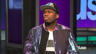 50 Cent on His Confrontation w/ Steve Stoute @ Madison Square Garden