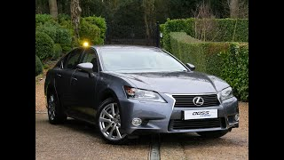 Lexus GS250 - Walkaround + Int…