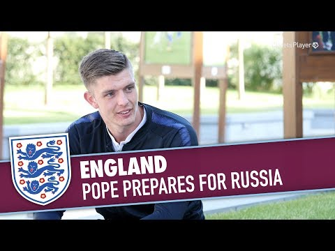 ENGLAND | Pope Prepares For Russia