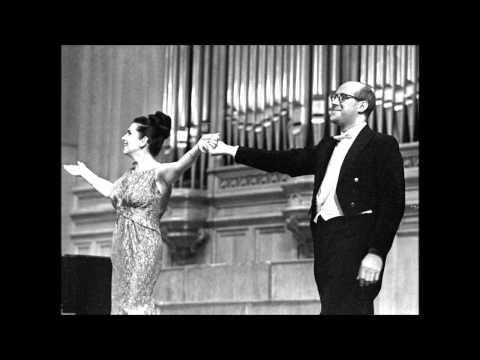 Prokofiev - 5 Poems by Akhmatova - Vishnevskaya / Rostropovich