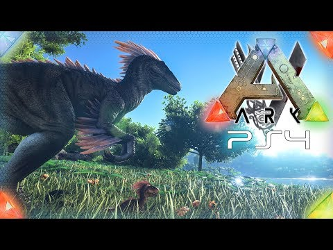 Du wirst gegrillt! 🔞 ARK Vikings P+ MOD Playstation 4 🇩🇪