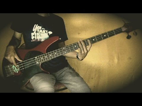 Tompi - Menghujam Jantungku ( Bass Cover )
