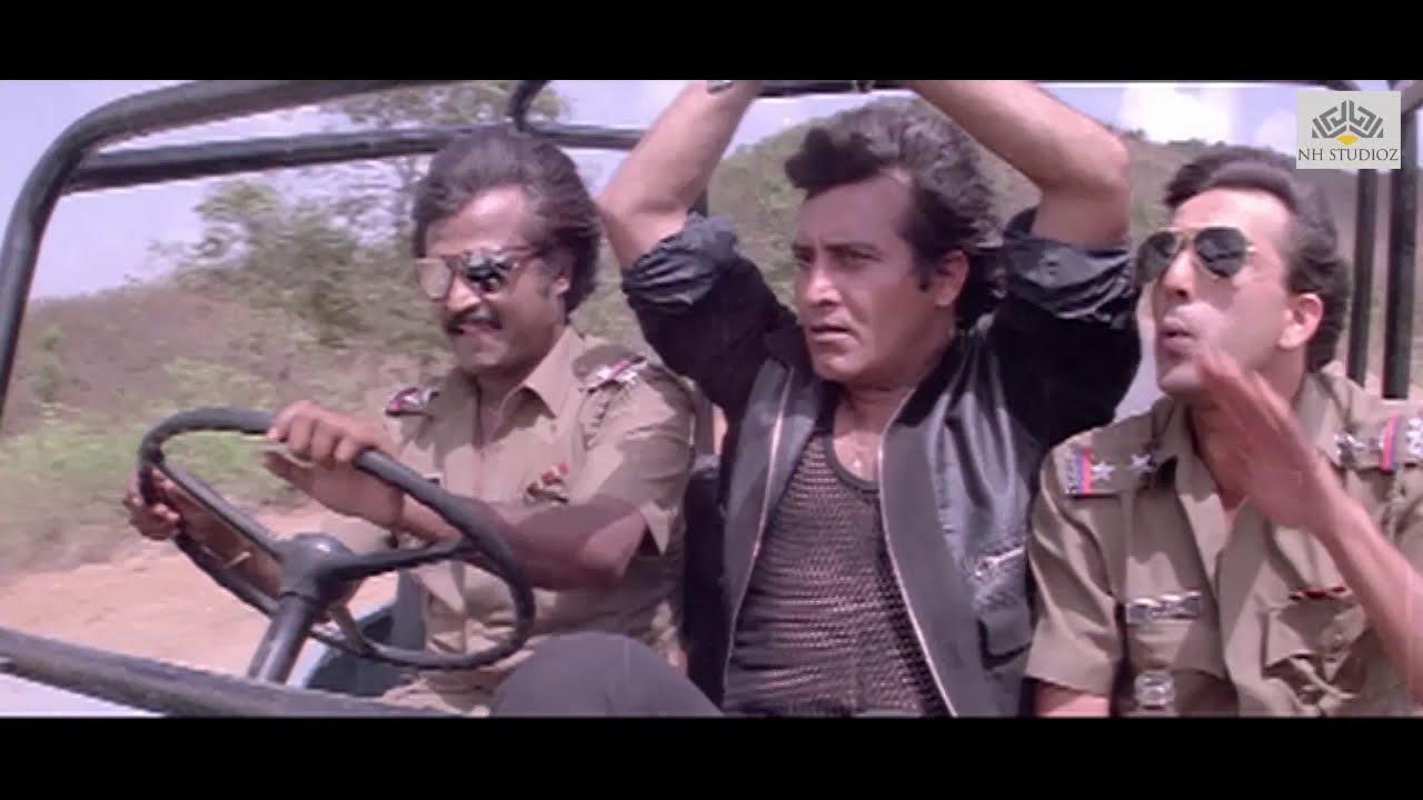 Download Sanjay Dutt, Rajinikanth, Vinod Khanna Fight Scene from Khoon Ka Karz || Action Hindi Movie