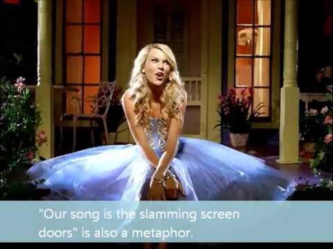 Metaphors in Pop Culture