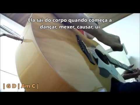 Jesus, apaga a luz - Henrique & Juliano -- Violão Instrumental (com letra e cifra)