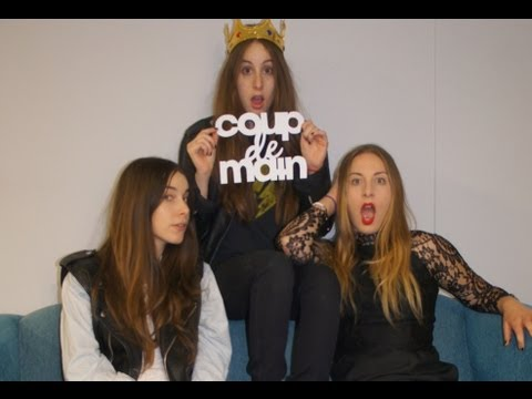 The Adventures of HAIM & @COUPDEMAIN!