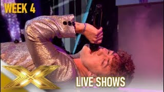 Kevin McHale: WOWS Britain With A Unique Performance..Crazy😲!| The X Factor 2019: Celebrity