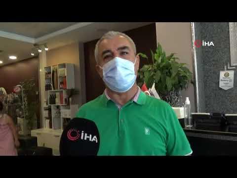 Diyarbakır'da 2 erkek berberinde korona virüs tespit edildi