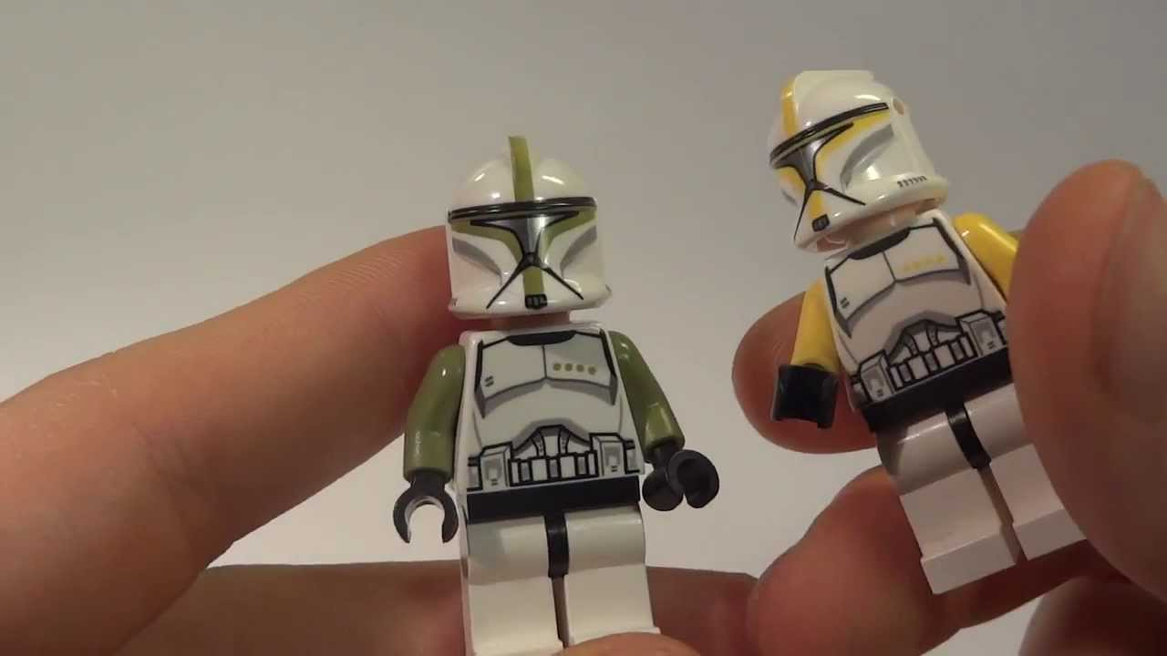 Lego Star Wars 75019 At Te Walker Review Pl Youtube