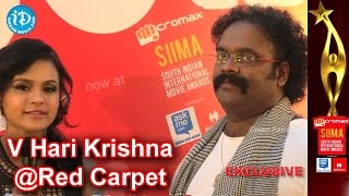 Music Director V Hari Krishna about SIIMA Awards 2014, Malaysia