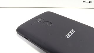 Acer Liquid E700 Trio Hands-On (German)