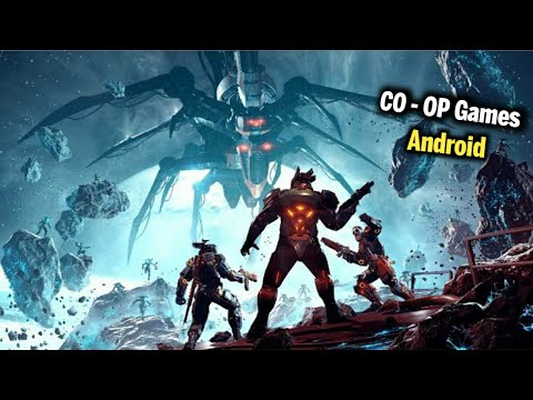 Top 10 Co-op  Multiplayer Games For Android 2019 HD High Graphics