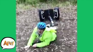 Some WHEELY BAD Fails! 🤣 | Funny Fails | AFV 2021