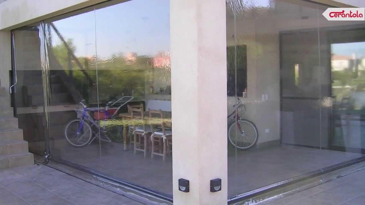 Toldos transparentes disfrute del invierno youtube - Toldos de tela para terrazas ...
