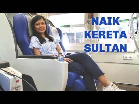 REVIEW KERETA TAKSAKA LUXURY DARI JAKARTA KE YOGYAKARTA