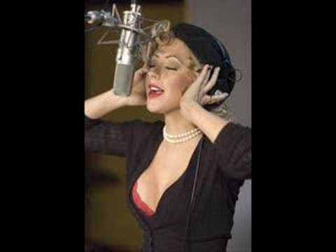 Ain't no other man karaoke Christina Aguilera