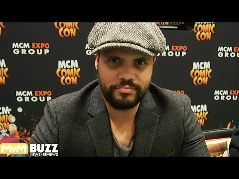 Howard Charles on diversity in film/TV, directing, and Porthos (MCM London Comic Con)