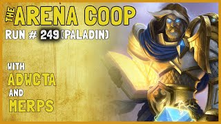 Hearthstone Arena Coop #249: Paladin