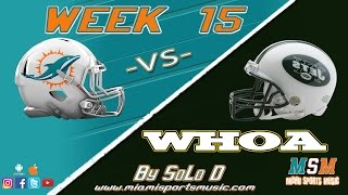 NEW YORK JETS SUCK! #Week15 by SoLo D