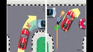 Belajar Mengemudi Mobil di Tikungan Sempit Agar Cepat Bisa