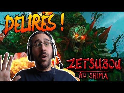ZETSUBOU NO SHIMA | DÉCOUVERTE & DÉLIRES en FACE LIVE | BO3 ZOMBIES DLC GAMEPLAY FR