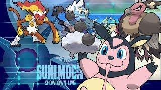 Pokemon Showdown Live Sun and Moon #49 [Ou] - Ft Chimpact, Blunder, Moet and PokeaimMD