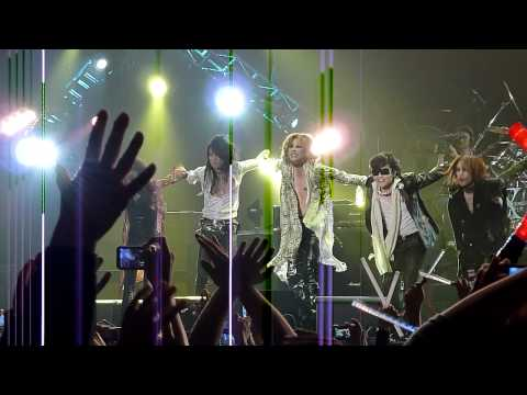 X Japan - Forever Love (Live in Seoul 2011)