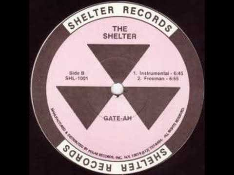 "Gate-ah - ""The Shelter"""