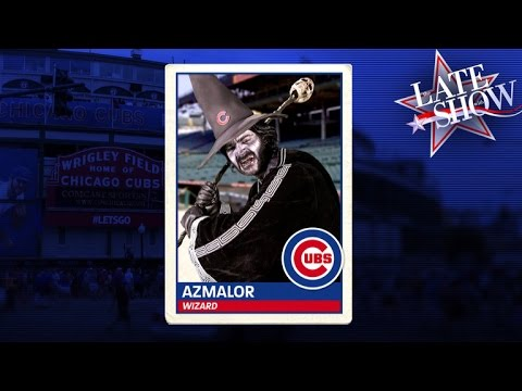 The Real MVP For The Chicago Cubs Is An Evil Wizard